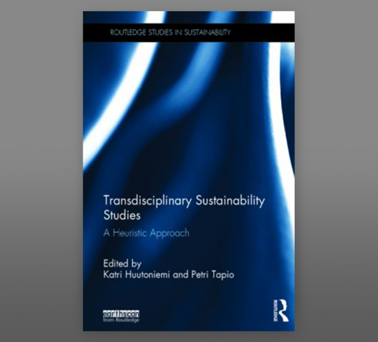 Image of book cover: Transdisciplinary Sustainability Studies